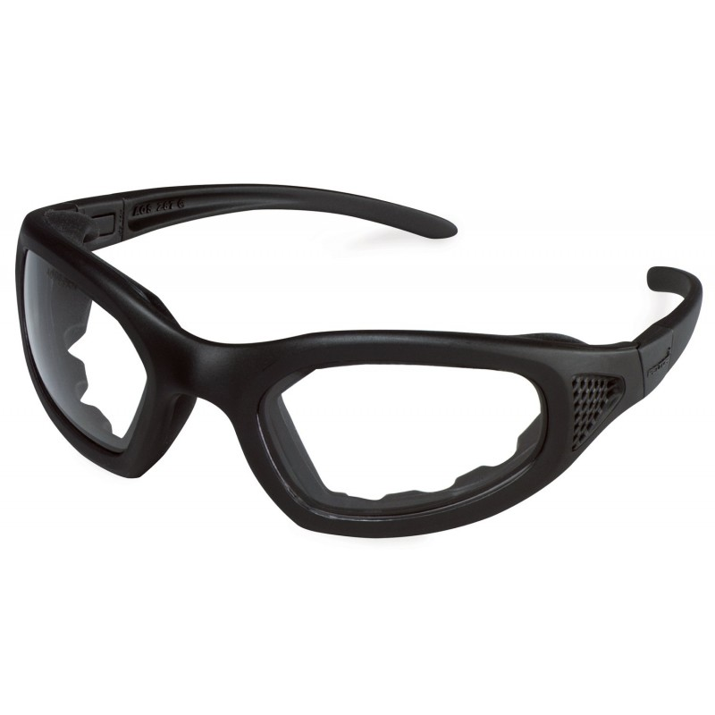 Maxim Safety Goggle 2x2 - Anti-Fog Lens with Black Frame