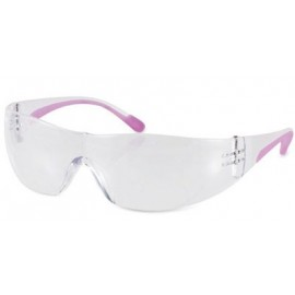 EVA Women's Petite Safety Glasses with Clear Anti-Fog Lens 144 Pairs