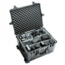 Pelican 1624 Case with Padded Dividers