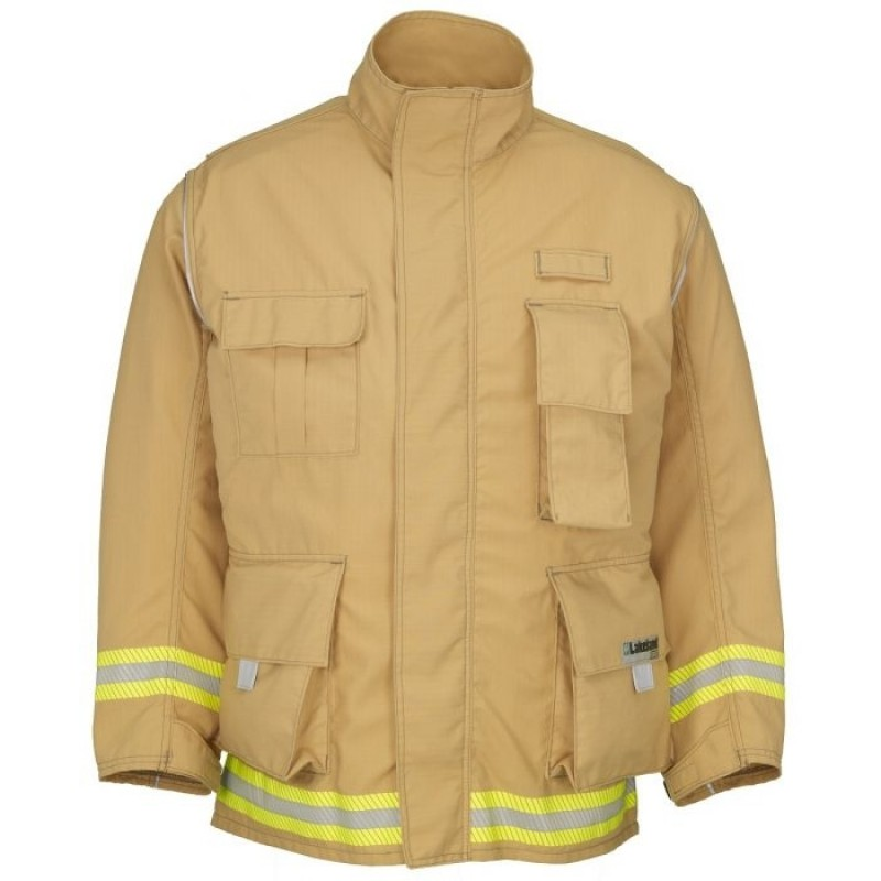 Lakeland OSX Dual Certified Gear Wildland Coat (1 EA