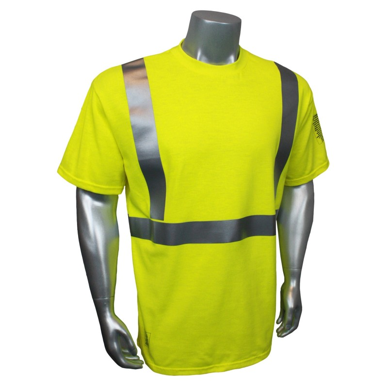 Radians RadWear LHV-FR-TS FR Class 2 Safety T-Shirt (1 EA)