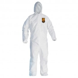 Kimberly Clark 46114 Kleenguard™ A30 Breathable Splash & Particle Protection Coveralls 25/Case XL