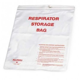 Allegro 4001-05 Disposable Respirator Storage Bags