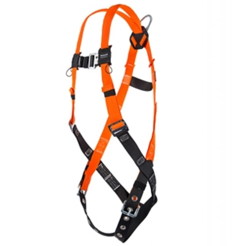 Honeywell Miller 4507/UAK Titan II Non-Stretch Harness