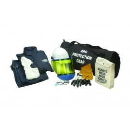 12 CAL Jacket & Bib Arc Flash Clothing Kit