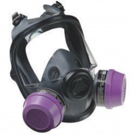 Honeywell North 5400 Series Full Face Respirator Medium/Large