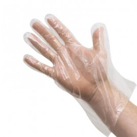 PIP Clear Disposable Gloves | Disposable Polyethylene Gloves (4 Boxes Per Case)