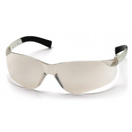 Pyramex Safety - Mini Ztek - I/O Mirror Frame/Indoor/Outdoor Mirror Lens Polycarbonate Safety Glasses - 12 / BX