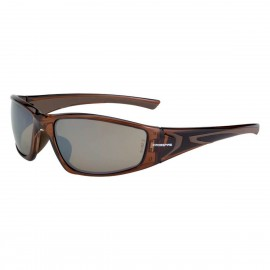 Radians RPG HD Brown Mirror Brown Safety Glasses 12 PR/Box