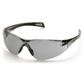 Pyramex  PMXSLIM  Black Temples/Gray Lens  Safety Glasses  12/BX