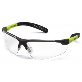 Pyramex Safety Glasses Sitecore SGL10110DTM Clear H2MAX Anti-Fog  (12 Pairs)