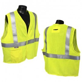 Radians SV97-2V Modacrylic FR Class 2 Mesh Safety Vest (1 EA)