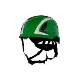 3M™ SecureFit™ Safety Helmet, X5004X-ANSI,  Green (Case of 4)