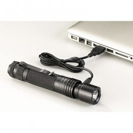 ProTac HL High Lumen USB Professional Tactical Light - with white LED