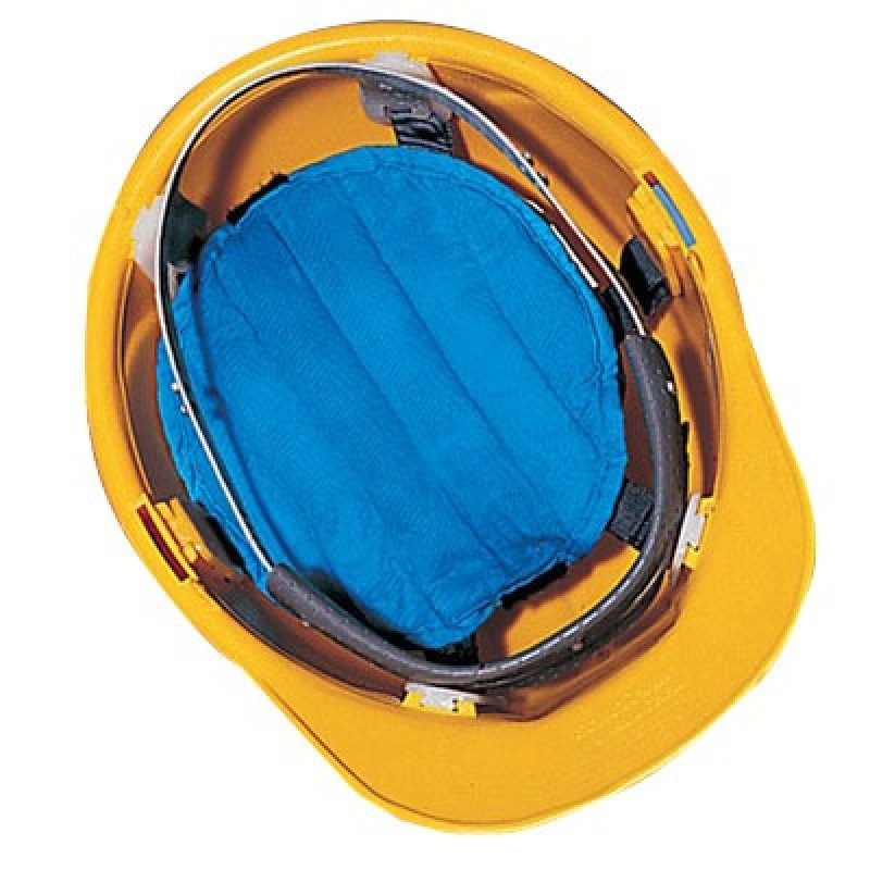Occunomix 968 MiraCool Hard Hat Pad 10/Pack