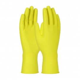 PIP Disposable Gloves Jan San 6 Mil Nitrile Grippaz Technology (10 Box/CS)