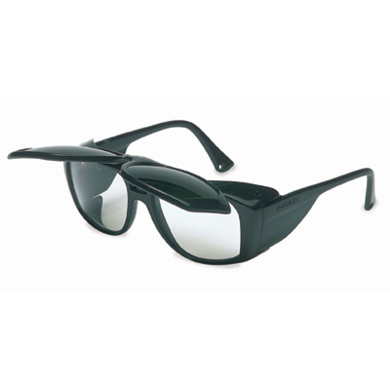 b01f9aea1ea More Views. Uvex Horizon Safety Glasses with Shade 5.0 Flip-Up Lens