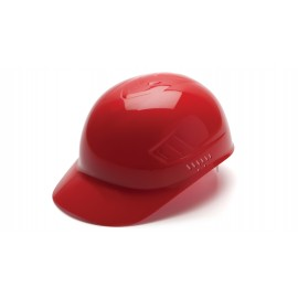 Pyramex Bump Caps Ridgeline Bump Cap Red (1 Box of 16)