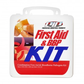 PIP First Aid and Bloodborne Pathogens Kit  299-17030 (8/Case)