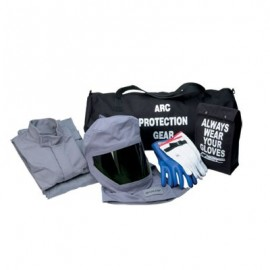 CPA 20-Cal Arc Flash Jacket and Bib Kit - Level 2