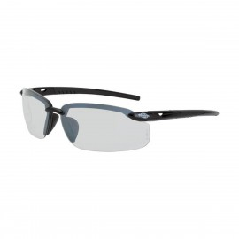 Radians ES5 Indoor/Outdoor Matte Black Safety Glasses 12 PR/Box