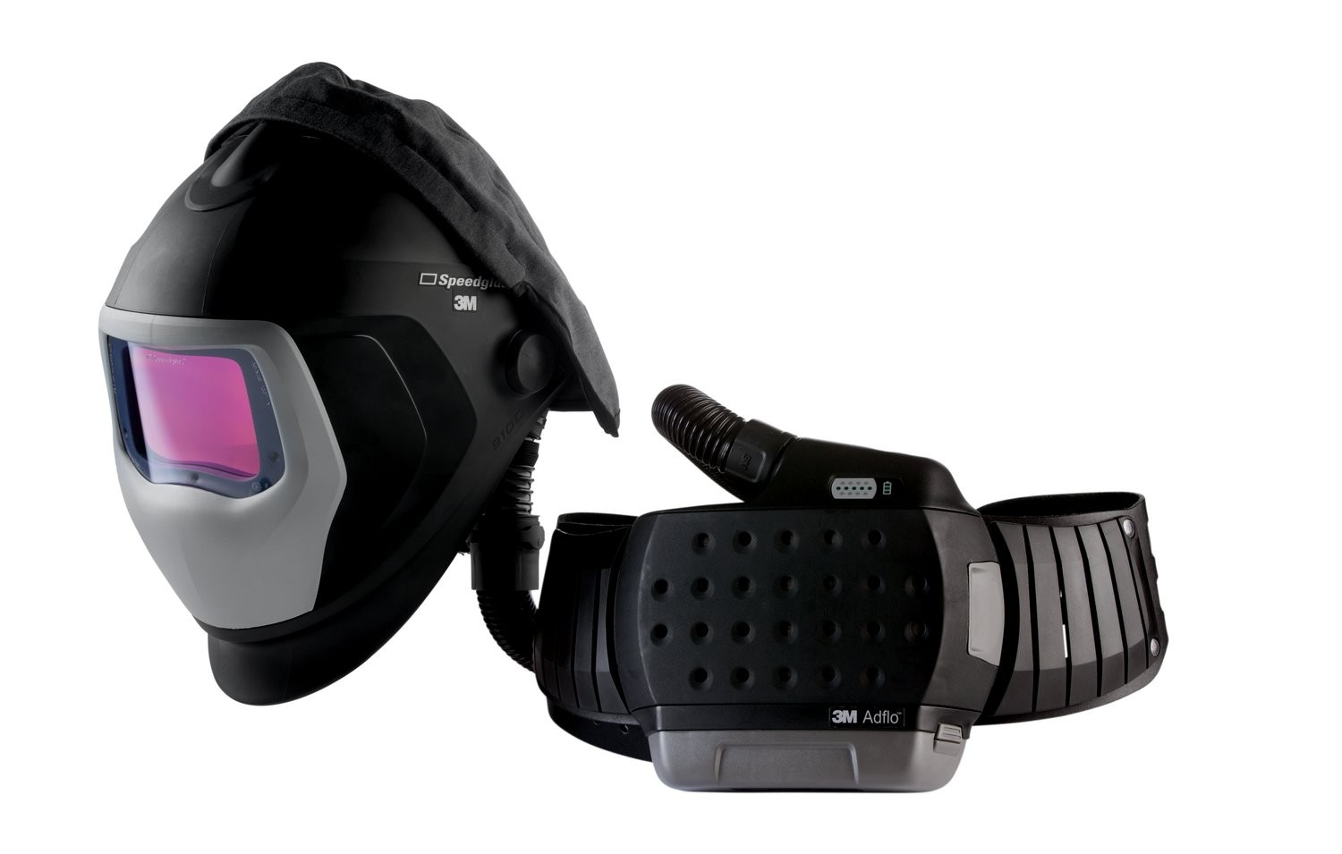 3m Adflo Papr With 3m Speedglas Welding Helmet 9100 Air