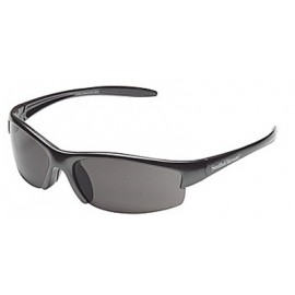 Jackson Safety Smith & Wesson Equalizer Safety Glasses with Gun Metal Frame and Anti-Fog Smoke Lens 12/Pair