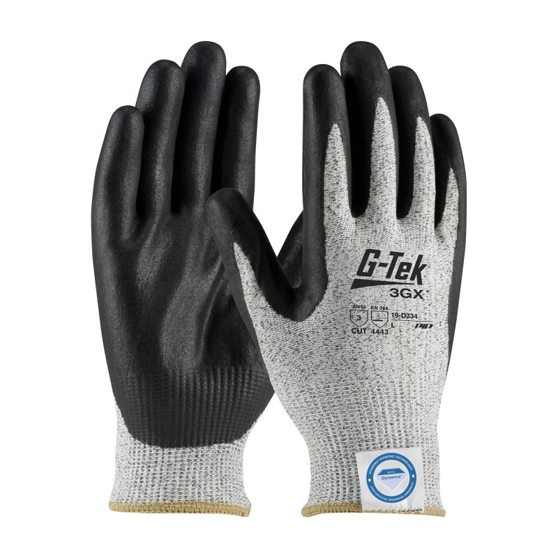 PIP G Tek 3GX 19 D334 Seamless Knit Dyneema Diamond Blended Glove (6 DZ)