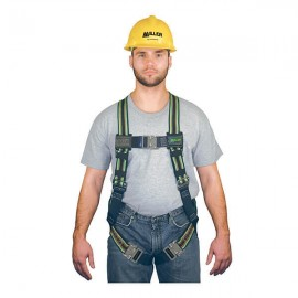 Honeywell E650QC/UGN Miller DuraFlex Ultra™ Harness Comfort-touch