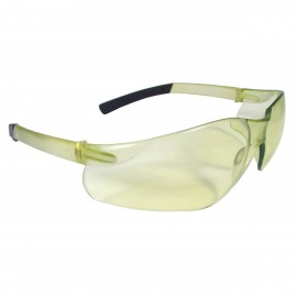Radians Rad-Atac - Low IRUV Lens Safety Glasses Frameless Style Low IR Color - 12 Pairs / Box