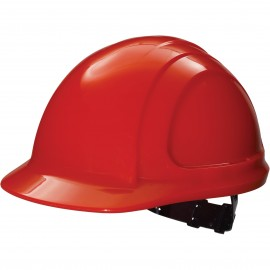 Honeywell North Zone Hard Hat N10150000  Red Quick Fit Style (Cap and Suspension Assembly) 12/Case