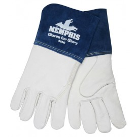 MCR 4850 Gloves For Glory, Leather Welding Glove 1 DZ