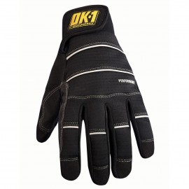 CoolCore OK-CCG300 Performance Gloves Black (2 PK)