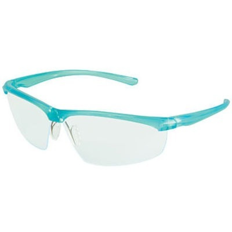 refine 201 safety glasses with clear anti fog lens ao
