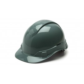 Pyramex HP44113 Ridgeline Hard Hat Gray Color - 16 / CS