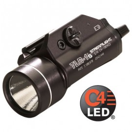 Streamlight TLR-1s Strobing Tactical Flashlight - Rail Mounted