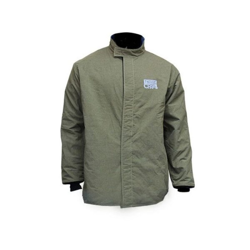 Chicago Protective Apparel  Arc Flash 74 CAL Arc Flash Jacket