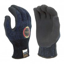 Armor Guys Taeki5 Work Glove Black Color - 12 Pairs