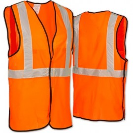 Occunomix Value 5 Point Break-Away Safety Vest 1/Each