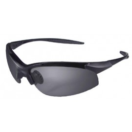 Rad-Infinity Safety Glasses with Black Frame and 1236 Mirror Lens