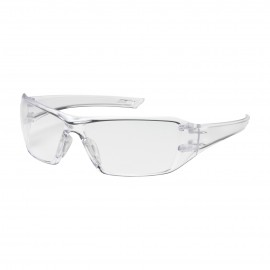 PIP Captain Rimless Safety Glasses Clear Lens and Anti-Scratch / FogLess 3Sixty Coating 144 Case