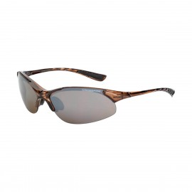 Radians Cobra HD Brown flash mirror Brown Frame Safety Glasses 12 PR/Box