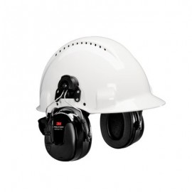 3M™ PELTOR™ WorkTunes™ Pro AM/FM Radio Headset, HRXS221P3E-NA, Hardhat Model