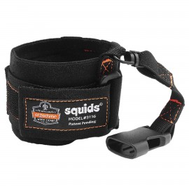 Ergodyne 19057 Squids 3116 Pull-On Wrist Lanyard with Buckle - 3lbs