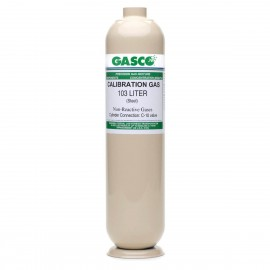 103 Liter Isobutylene Calibration Gas, 50 PPM, Air Balance