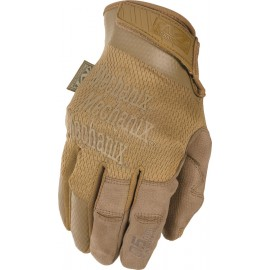 Mechanix Wear Specialty 0.5mm Coyote Shooting Gloves (1 Pair)
