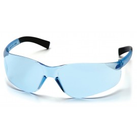 Pyramex Safety - Mini Ztek - Infinity Blue Frame/Infinity Blue Lens Polycarbonate Safety Glasses - 12 / BX