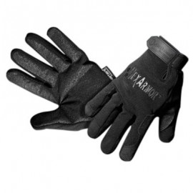 HexArmor 4041 3 Layer Cut Resistant NSR Work Gloves Black Color  1 Pair