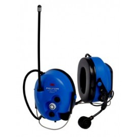 3M™ PELTOR™ Lite-Com Pro II Two Way Radio Headset MT7H7B4010-NA-50, Communications Headset Nkbnd 1 EA/Case