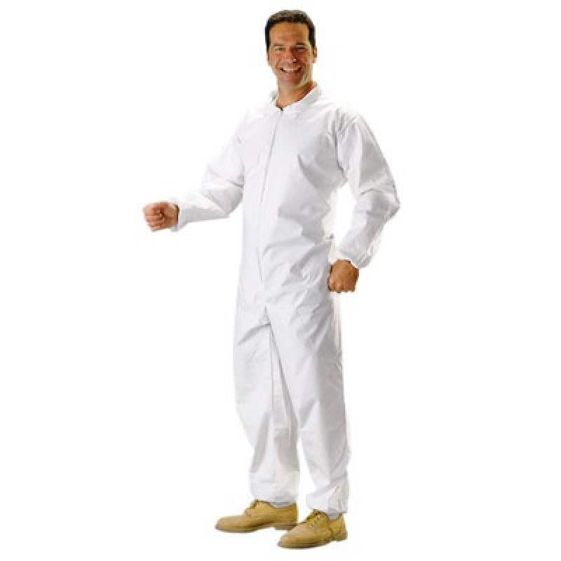 Lakeland CTL417 MicroMax Coveralls with Elastic Wrists and Ankles (Case of 25)